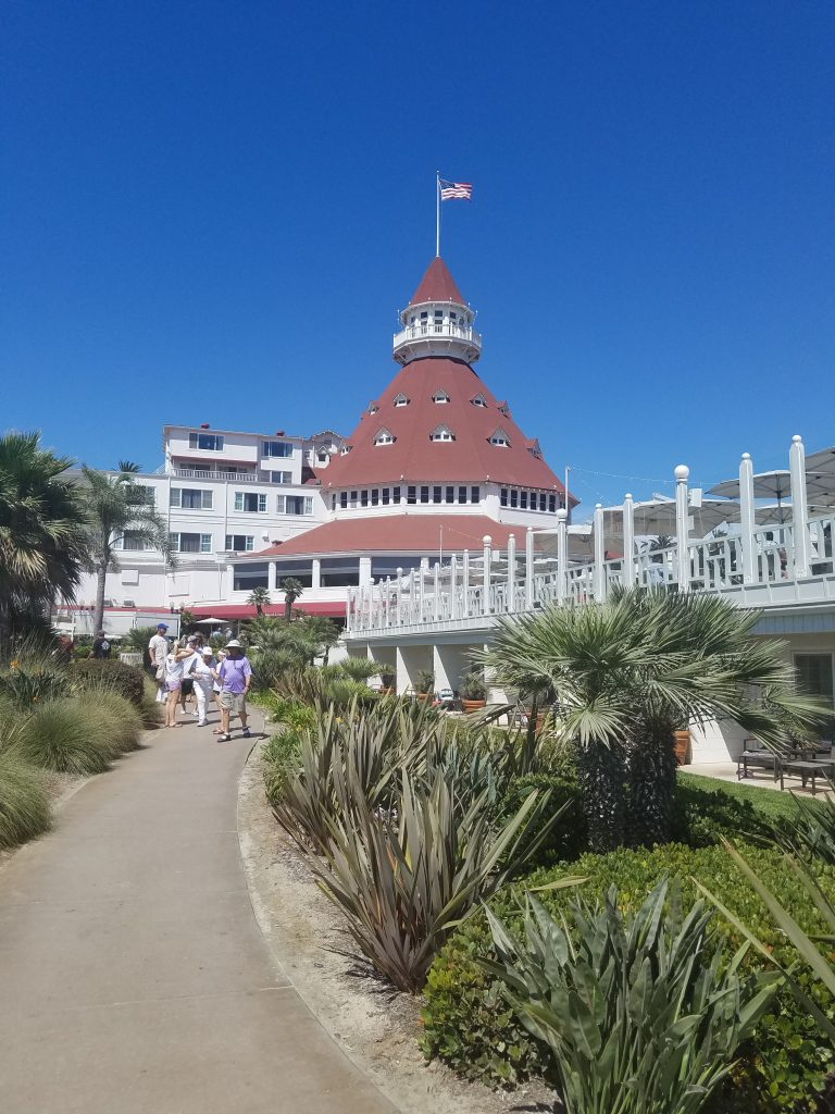 San Diego Beaches: Coronado Central Beach